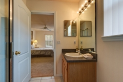 Queen Master Bedroom Bathroom #1
